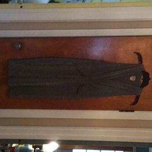 Anne Klein gray dress-worn once